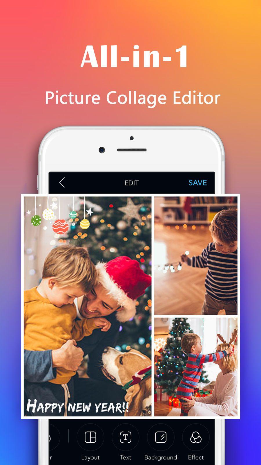 LiveCollage ProPhoto Collage VideoampiosEntertainment