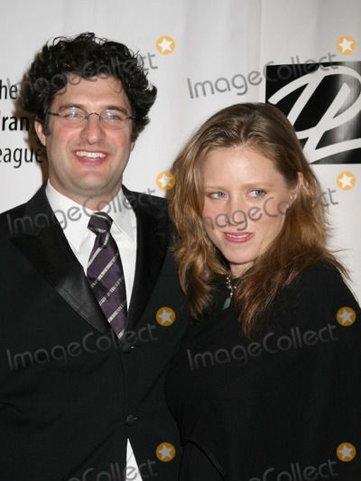 Nyc 02 05 07 Director Matt August And Fiance Director Amy Redford