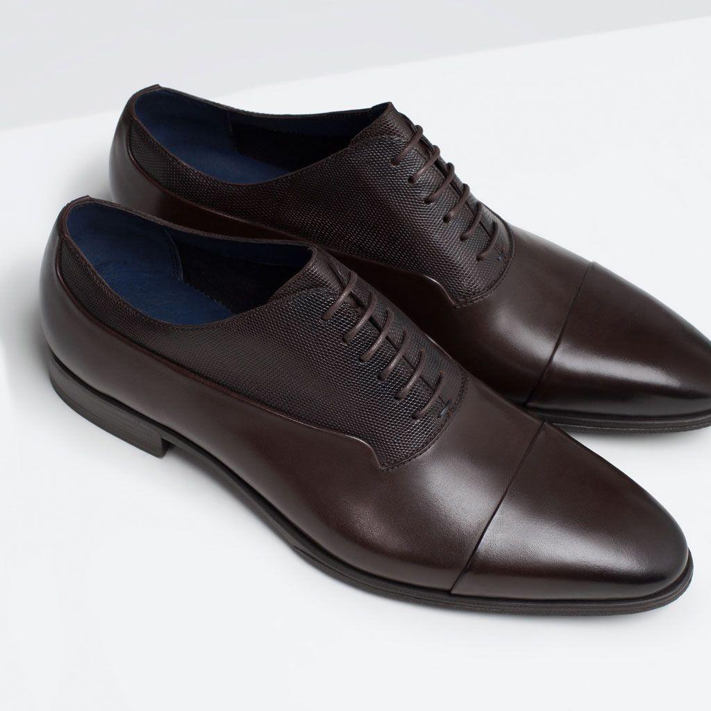 Calzado Vestir Y Fashion Man Zapatos Masculino Zara Brogue FBZxX
