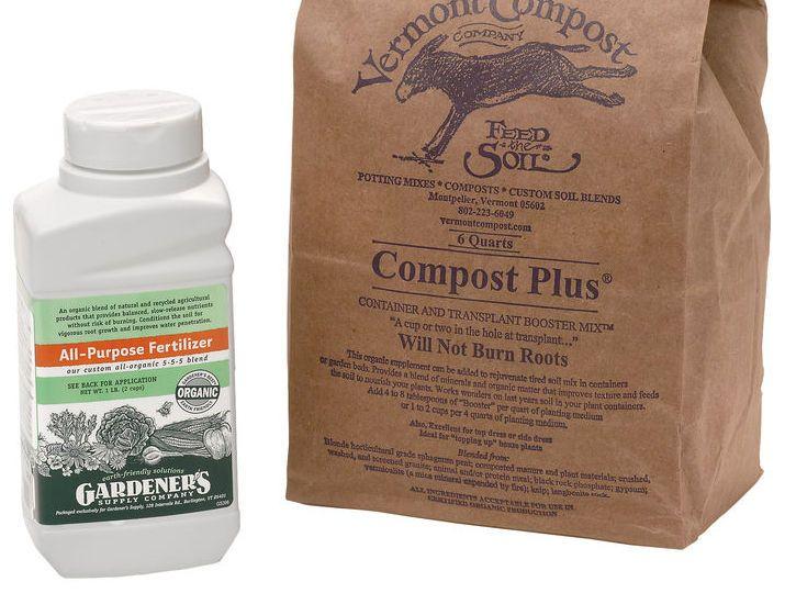Can I Reuse Old Potting Soil Organic Compost Organic Gardening