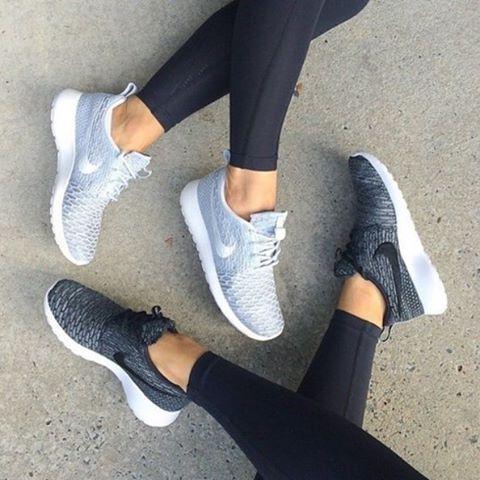 A little #WorkoutWednesday inspo for your feed. // Follow @ShopStyle on  Instagram · Womens Nike TrainersWomen's Nike SneakersWomens ...