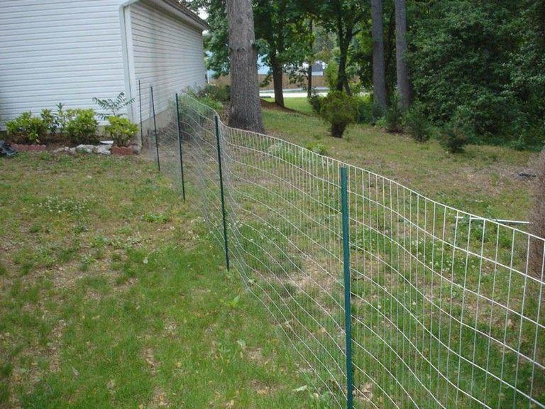 30+ Simple & Cheap Temporary Fencing Ideas #garden # ...