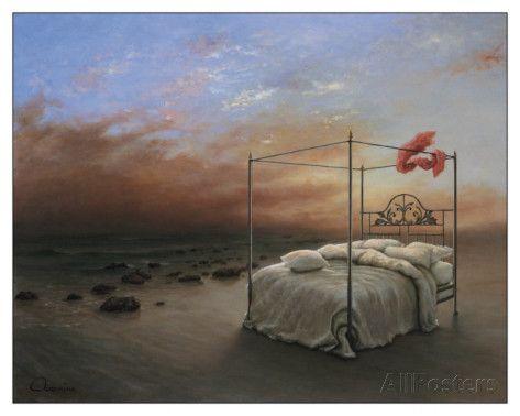 Surrealism Ocean Art