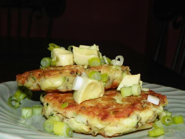 Vegan Paleo Vegetable Pancakes