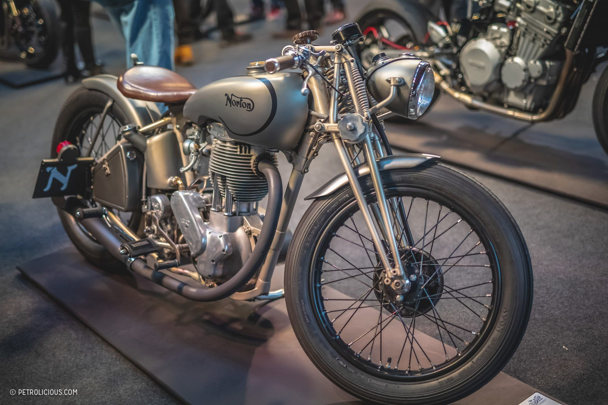 The Wildest Custom Motorcycles Meet Dockside In London For ...