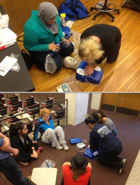 This company has first aid instructors who offer high ...
