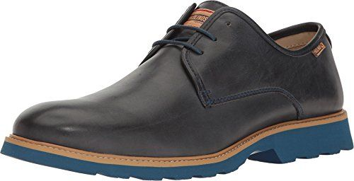 Pikolinos Men's Glasgow M05-6220 Navy Blue Oxford Pikolinos