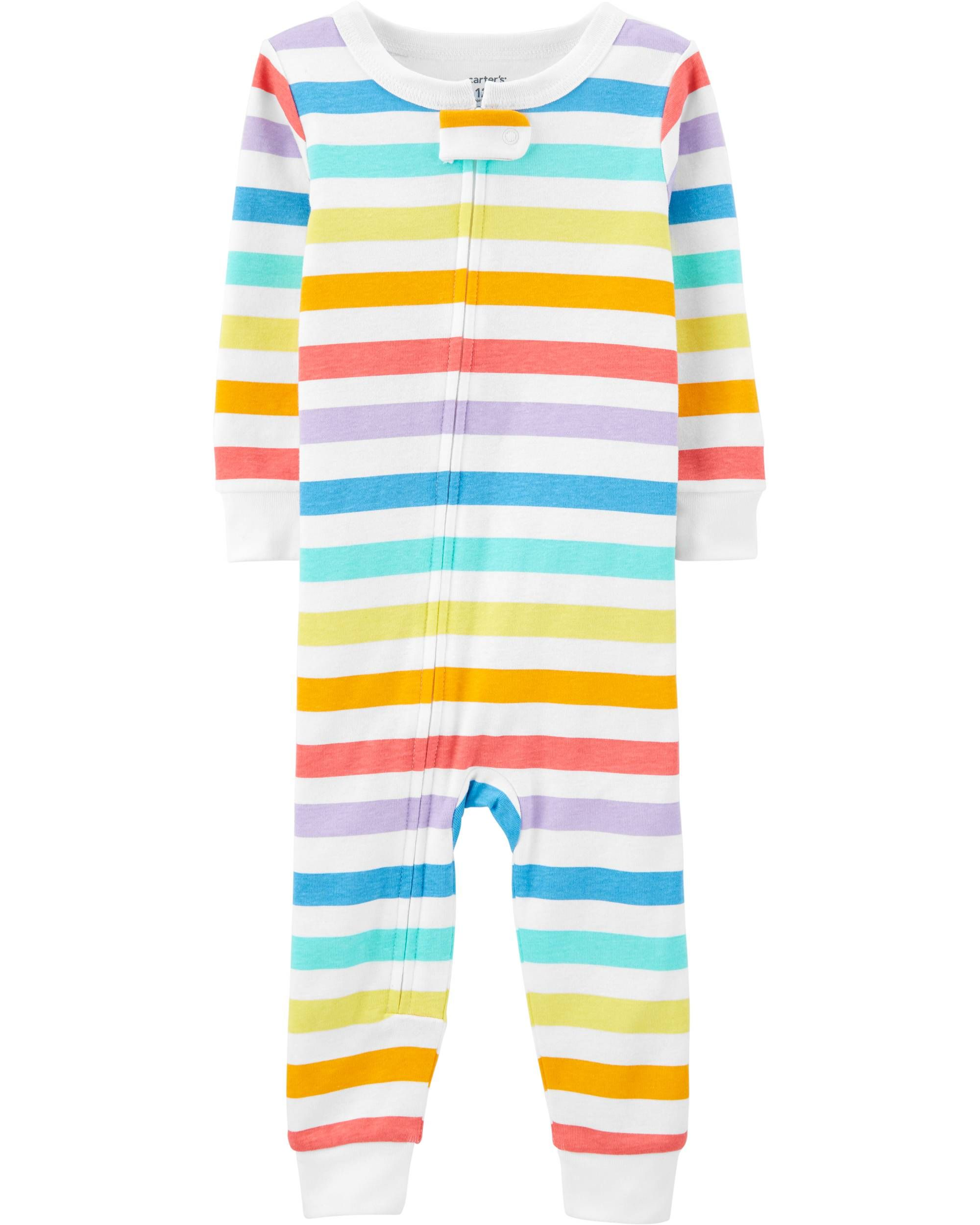 1 Piece 100 Snug Fit Cotton Footless Pjs In 2020 Family Matching Pjs Shopping Outfit Clothing Retail