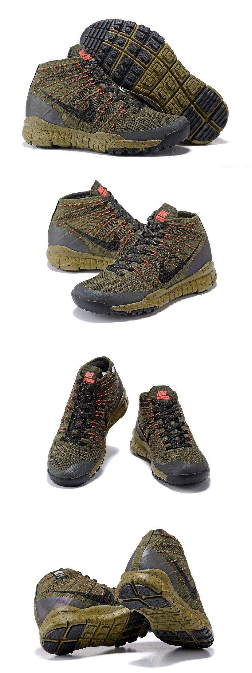Am billigsten Nike Flyknit Trainer Chukka FSB Luminous Farbeful Farbeful Luminous Men Schuhe 027161