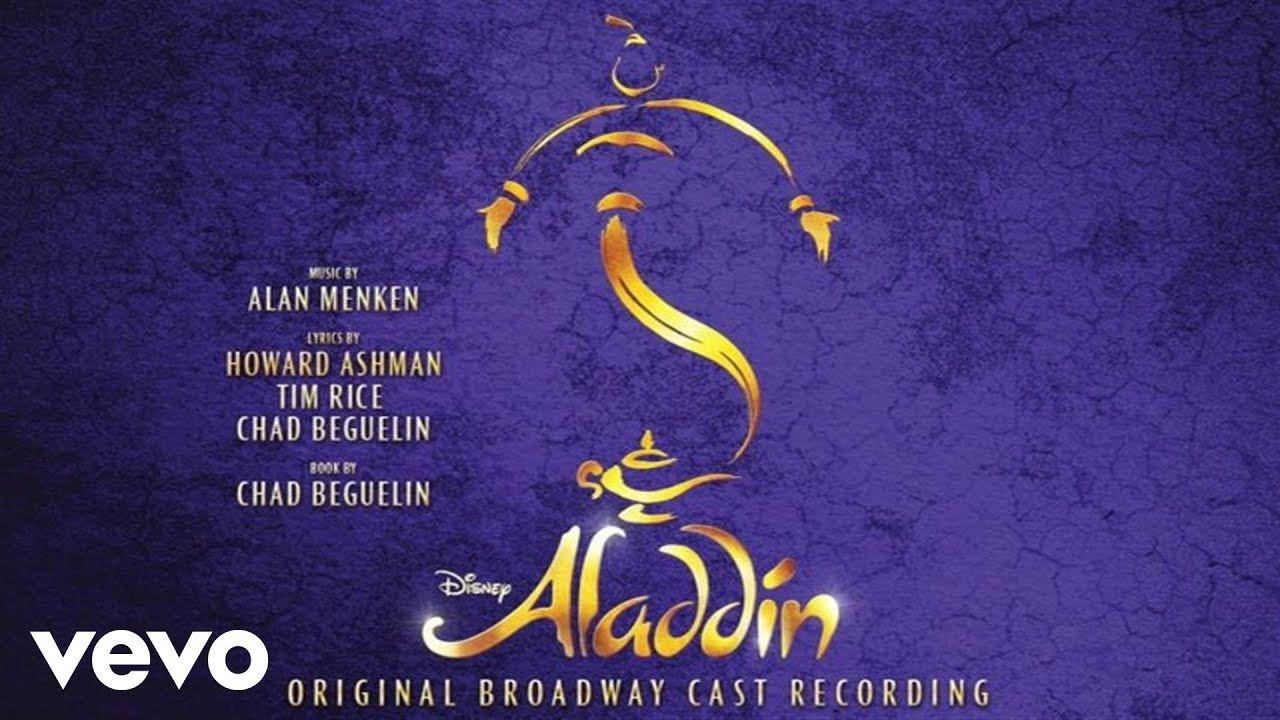 Friend Like Me From Aladdin Original Broadway Cast Recording