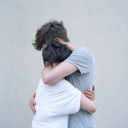 Imagem de hug, gay, and boy