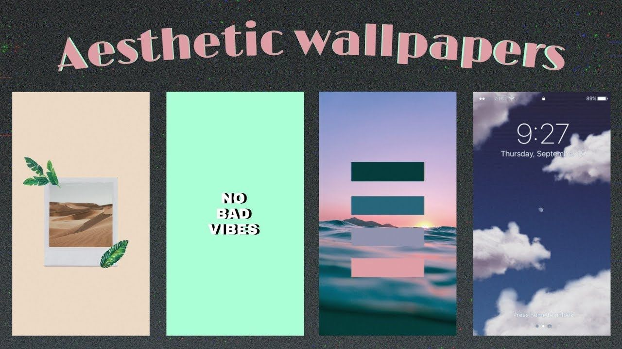How To Make Aesthetic Wallpapers Picsart Tutorial Picsart Tutorial Wallpaper Designs For Walls Aesthetic Wallpapers