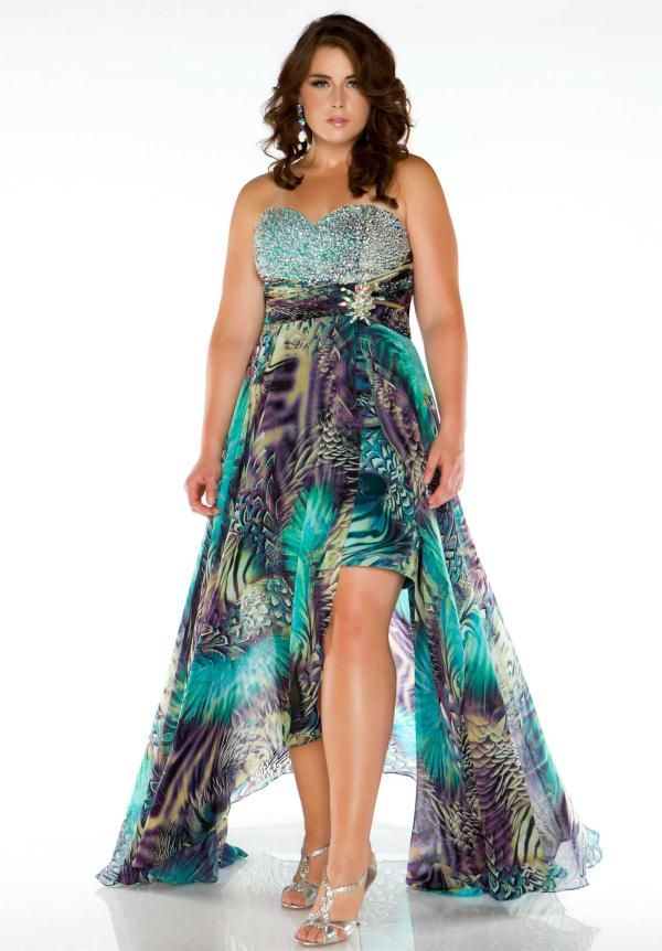 Plus Size Prom Dress Under 100