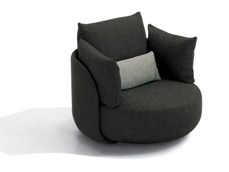 TIAMAT | Armchair By MissoniHome. Fabric ArmchairsOttomansLounge ...