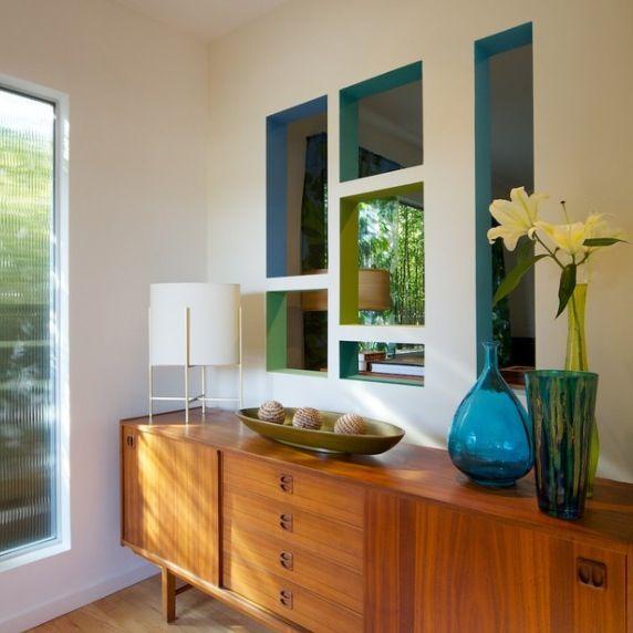 Best Houzz Light Wood Against Light Wall Mid Century Modern 400 x 300