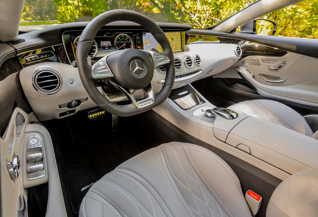2015 Mercedes Benz S63 Amg Coupe With Images Mercedes Benz