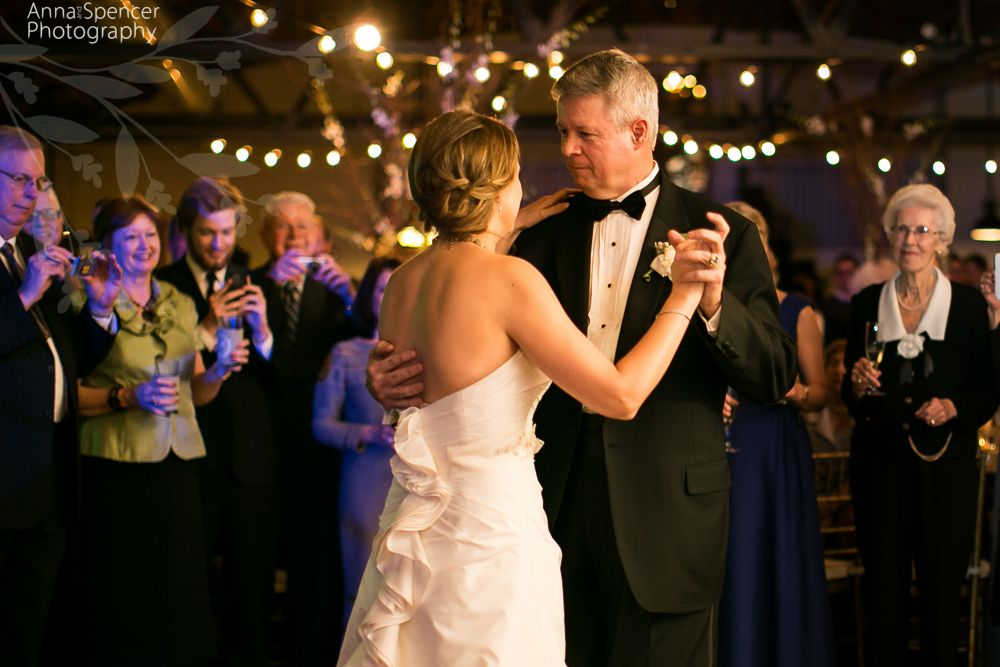 Anna And Spencer Photography Atlanta Documentary Wedding Photographers Father Daughter Dance