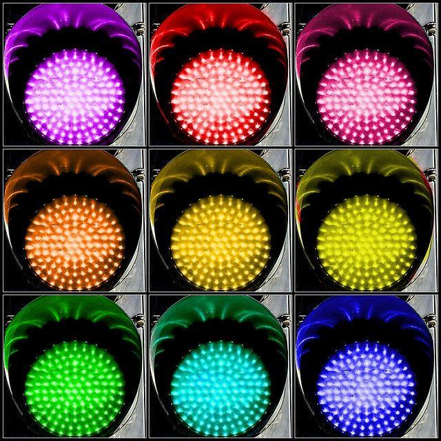 New Led Traffic Lights Traffic Light Types Of Lighting Led