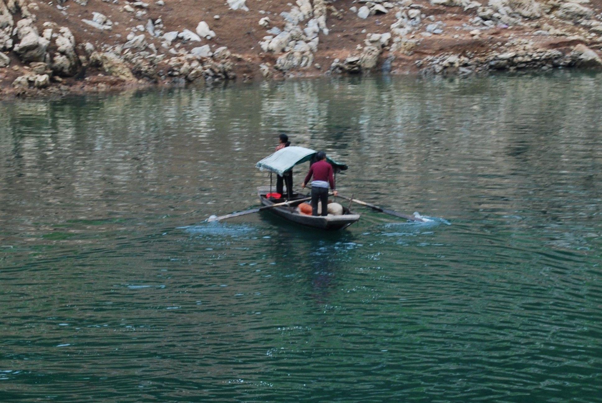 Shenong Stream