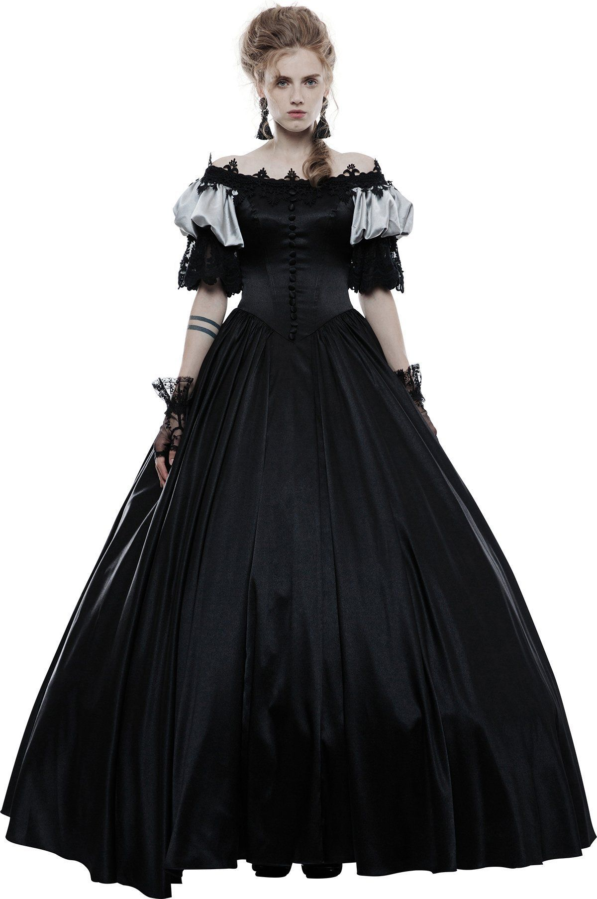 Pin On Gothic Prom Dresses [ 1808 x 1200 Pixel ]