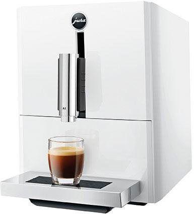 Kaffeevollautomat 15171 A1 Piano White