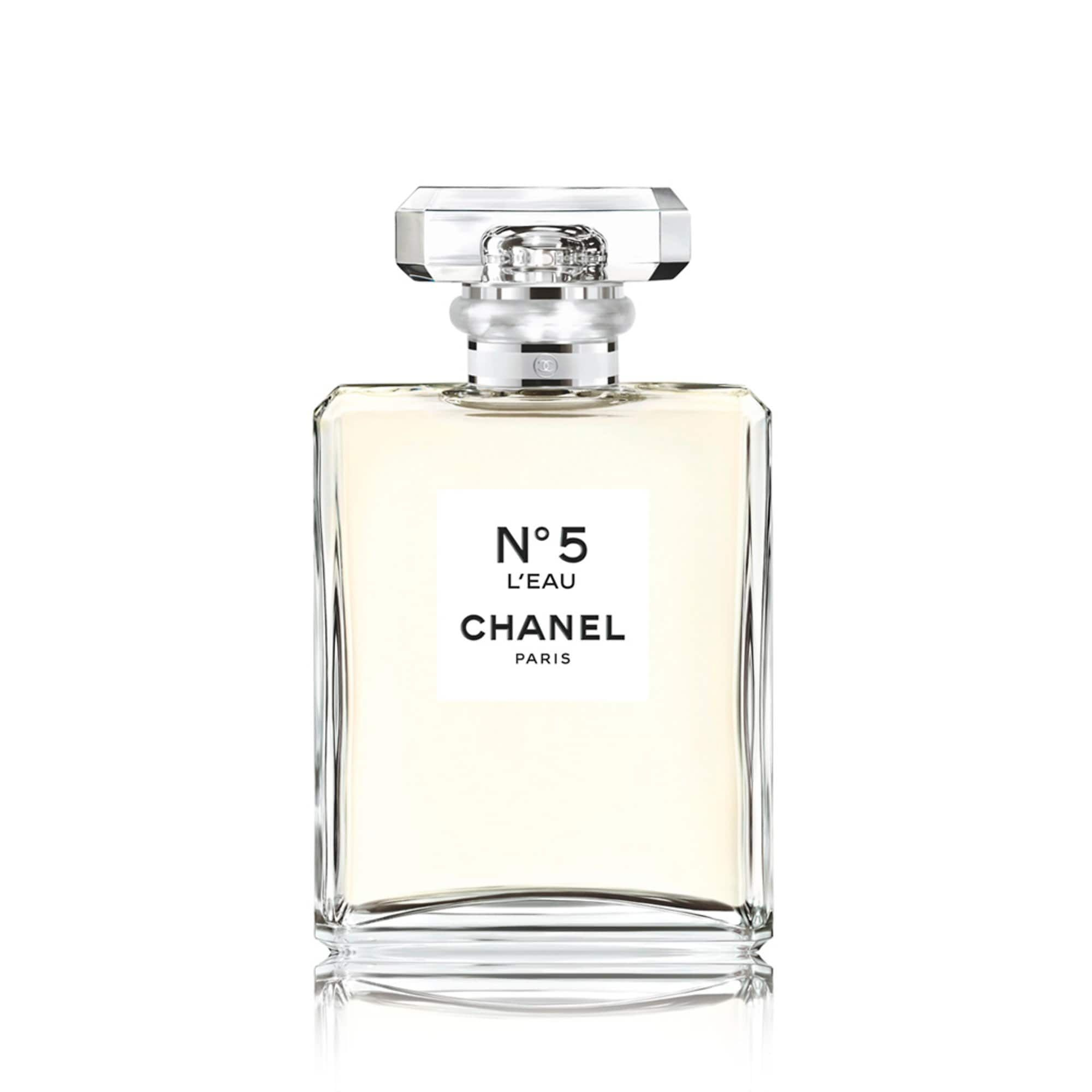 Chanel N5 Leau 34 Oz 100 Ml Eau De Toilette Spray Products In