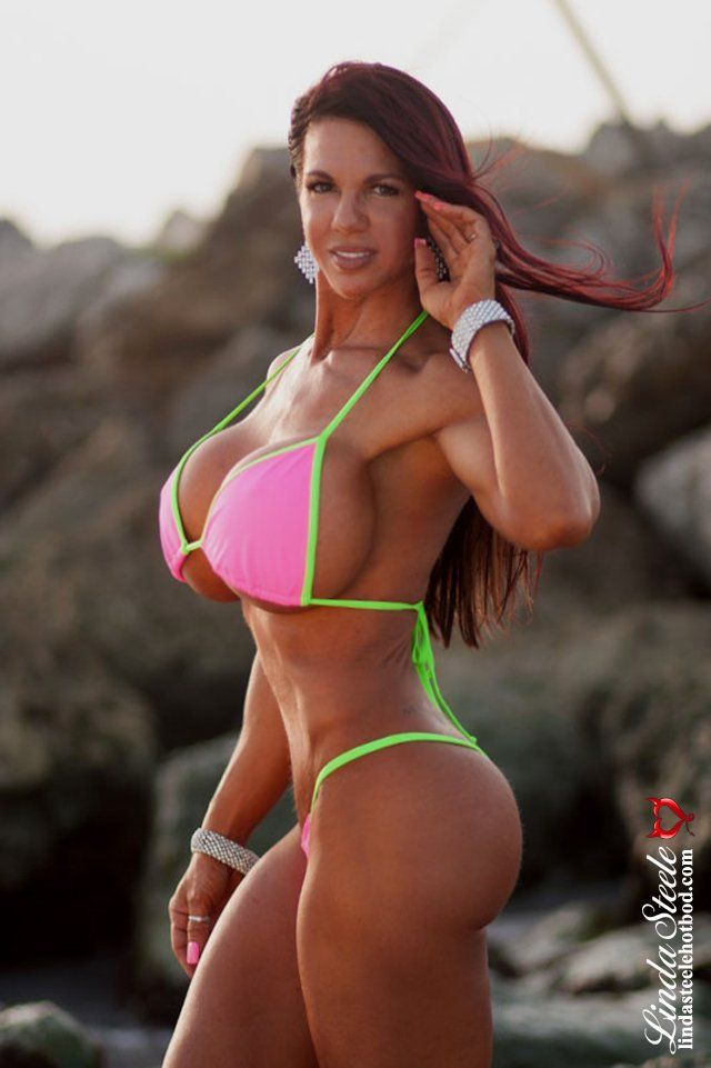 Nude Fitness Babes  Photo  Linda Steele-4073