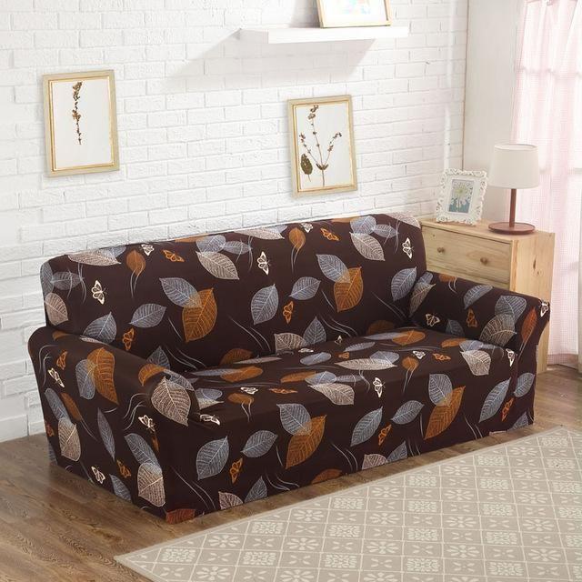 Tremendous Sofa Chair Cover Printed Design Elastic Armchair Protector Unemploymentrelief Wooden Chair Designs For Living Room Unemploymentrelieforg