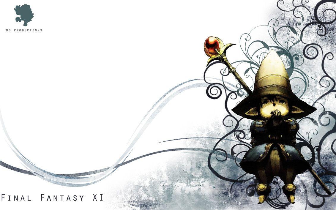 Week 11 Final Fantasy Xi Fan Art Wed Final Fantasy Xi Black