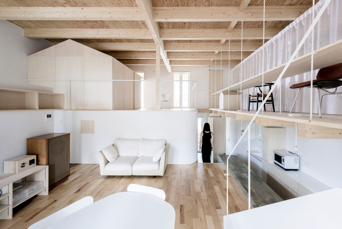House Minimal Interior Design Inspiration