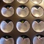 How To Make Heart Shaped Cupcakes. To try it.