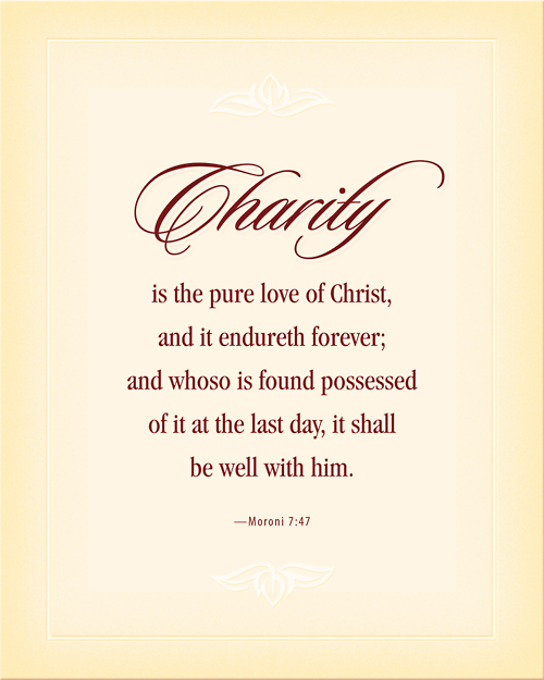 Pure love of christ quotes