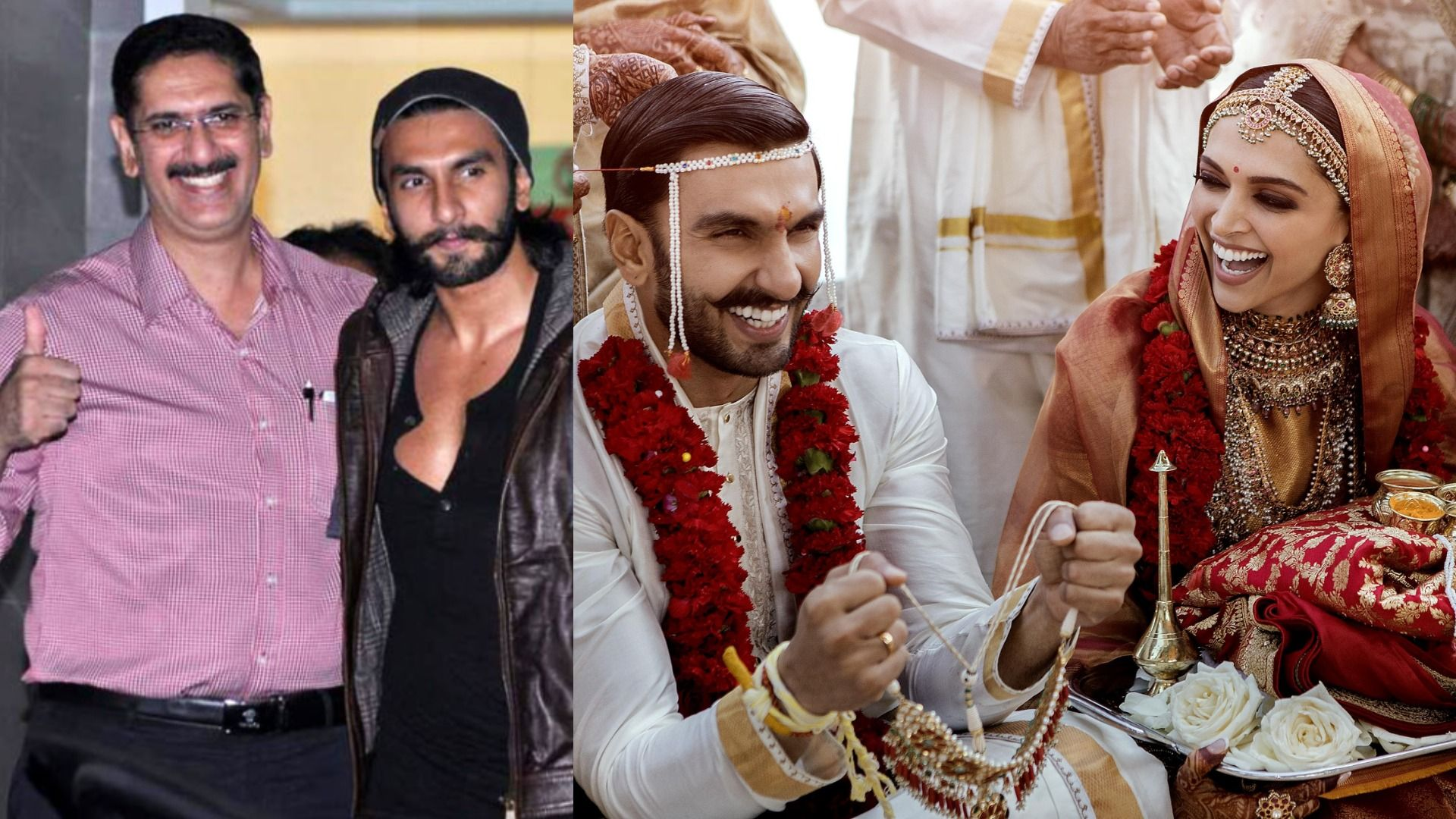 Ranveer Singh S Father Mr Jagjit Singh Bhavnani Had The Sweetest Message For His Daughter In Law Deepika Paduko Ranveer Singh Daughter In Law Deepika Padukone
