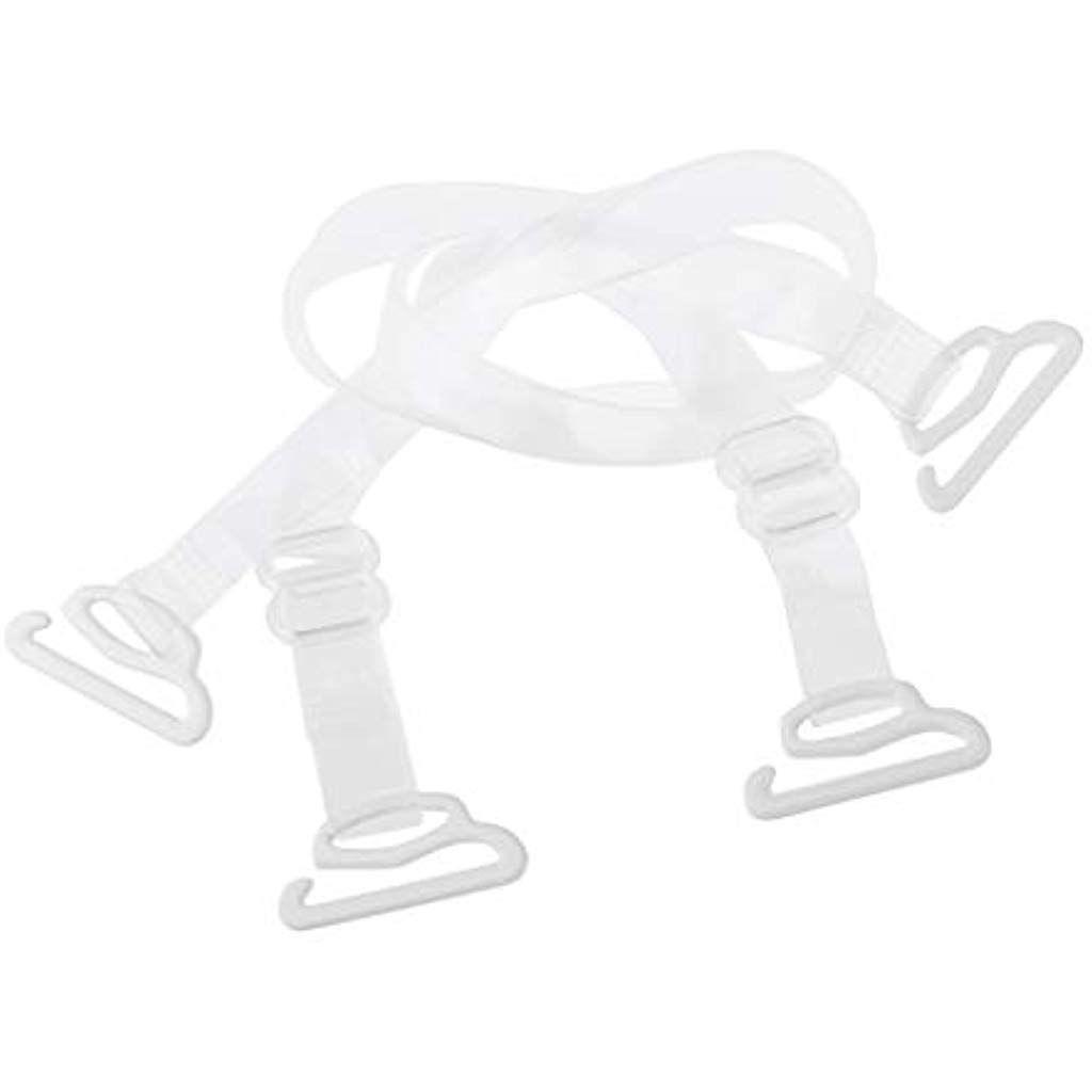 P Prettyia Bretelles de Soutien-gorge Bandoulière Réglable Bandoulière  Transparente  accessoires  accessoiresenglisch  accessoiresduden   accessoiresdeutsch ... 2249f95f368