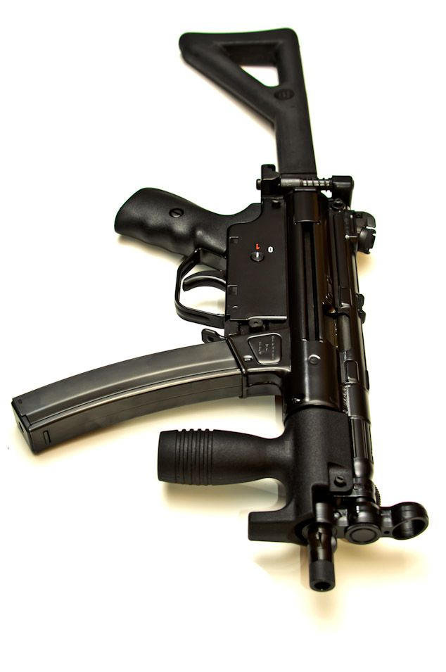 Investment grade firearms mp5k d m puma investments ltd