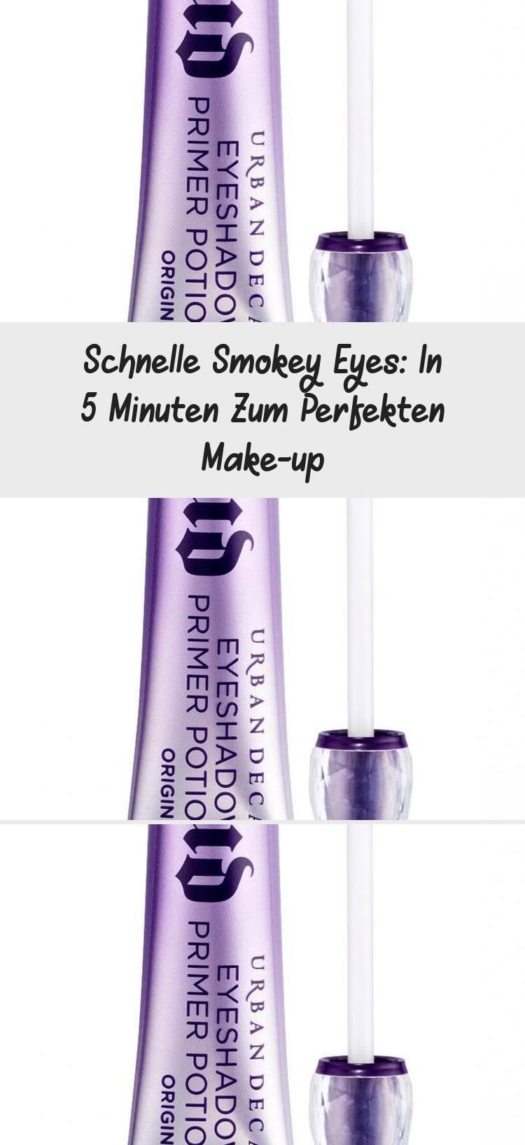 Photo of Schnelle Smokey Eyes: In 5 Minuten Zum Perfekten Make-up – Makeup