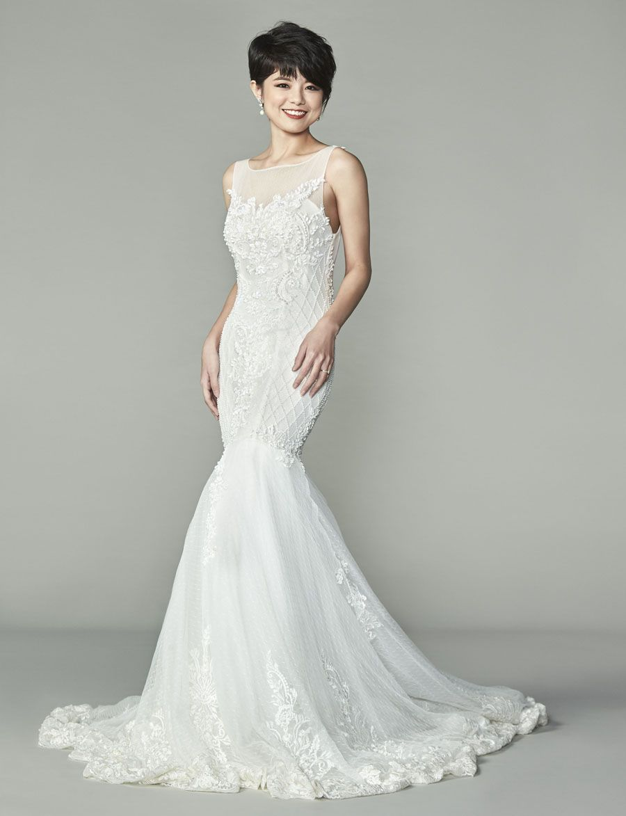 Wedding dress for your body  When it comes to your big day look knowing the right gown for your