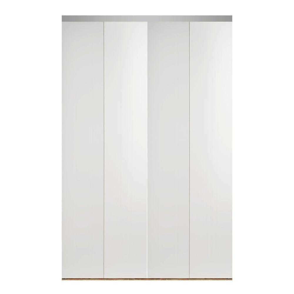 Smooth Flush Sliders Matching Trim Interior Barn Doors Barn Style Doors Primed Doors