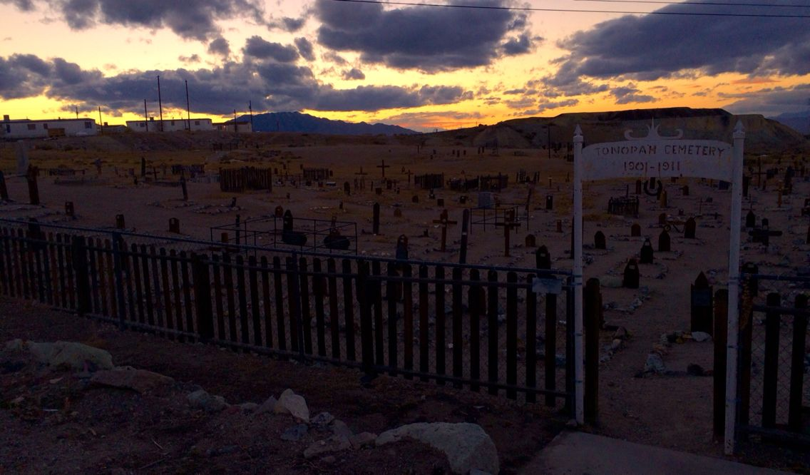 Tonopah. Roadside attraction. Nevada. Clown motel. Century. Middle of nowhere. Road trip. USA. America the Beautiful. Women seeks world. Nomad. Travel. Women traveler. Sunset.