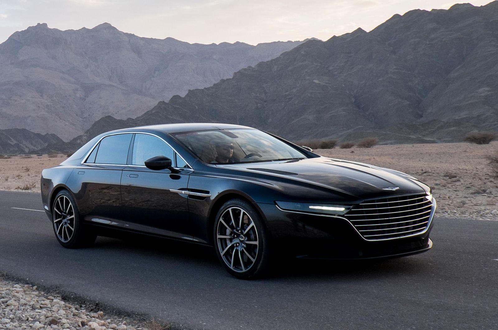 Aston Martin Drops New Photos Of Lagonda Saloon Carscoops Aston Martin Lagonda Aston Martin Cars Aston Martin