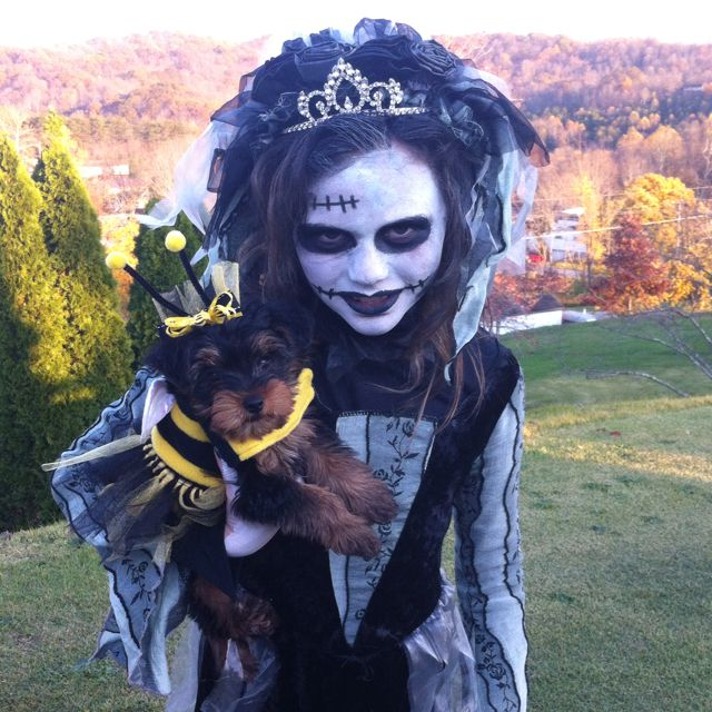 I don\u0027t know which is better, the zombie princess bride or the