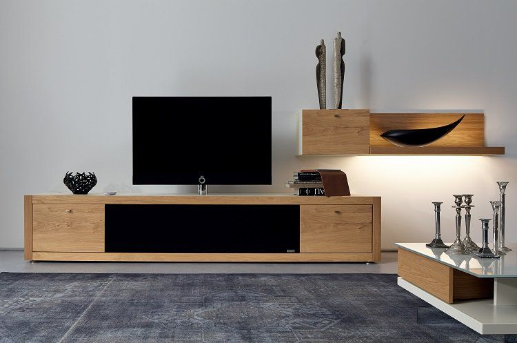Meuble tv design - 23 meubles bas pour moderniser le salon House