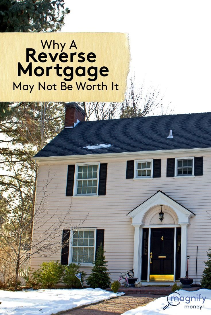 While there are several ways to tap a home's equity, reverse mortgages have emerged as a popular option. But here's why reverse mortgages may not be the answer retirees are desperately searching for. - MagnifyMoney http://www.magnifymoney.com/blog/life-events/reverse-mortgage-may-worth293895478