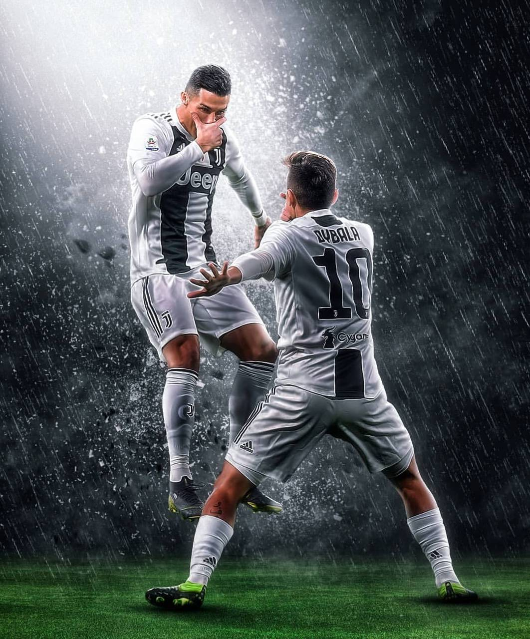 Cr7 Dybala Wallpaper By Cracksfc 99 Free On Zedge Cristiano Ronaldo Juventus Ronaldo Juventus Ronaldo Football