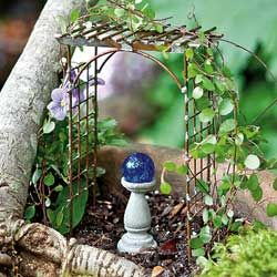 14 best ideas about Fairy Garden Arbors For Sale In Canada on