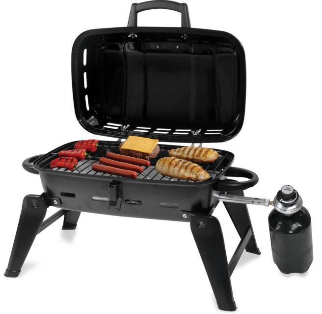 Portable Gas Grill Bbq Camping Propane Barbecue Burner Backyard Outdoor Cooking Outdoor Cooking Barbecue Grill Cooking On The Grill