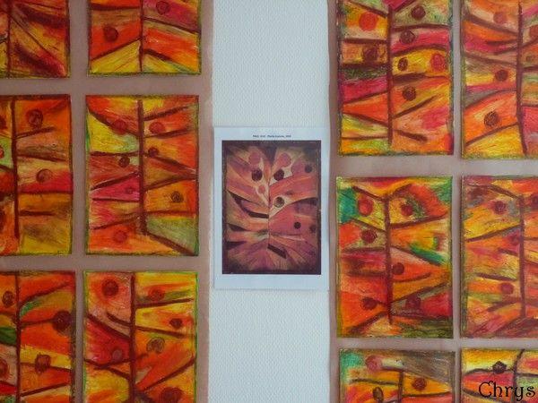 Paul Klee En Arts Plastiques Art Plastique Art Végétal Art