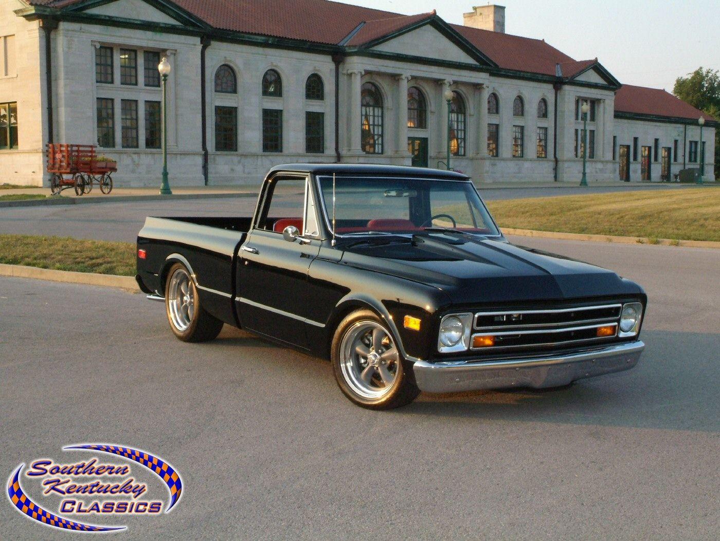 Truck 1968 chevrolet truck parts : 1968 Chevy C10 | 67-72 Chevy & GMC Truck Parts | Pinterest | Chevy ...
