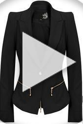 formal casual blazers for women blue take me there blazer - Fitness Shirts - Ideas of Fitness Shirts...