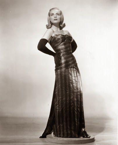 Vintage Glamour Girls: Lizabeth Scott
